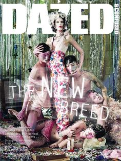 Dazed & Confused (love the name of this magazine!)