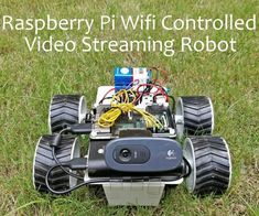 Ever thought about building a cool robot with a camera on it ? Well, you came to the right place, I will show you step by step about how to build this robot.With...