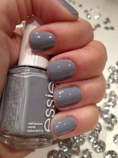 Essie Cocktail Bling. Chic, glam and sophisticated.