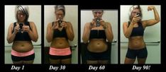 Only 90 days. All it takes is a little willpower and a lot of consistency #weightlossbeforeandafter1month