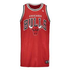 Regata New Era NBA Chicago Bulls Game Somente na FutFanatics você compra  agora Regata New Era f2571f63c15