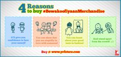 Here's why you should buy #BewakoofiyaanMerchandise!