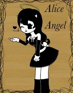 BATIM Alice the Angel