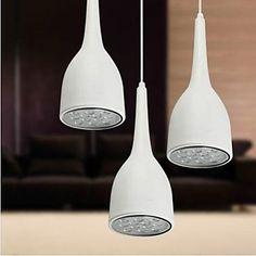 12w LED anheng Lights Cup Shape Dining Room Light LED droplight AC85-265V – NOK kr. 273