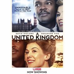 What do you do when the law and the world is against your love; Do you fight back? A United Kingdom is now showing @GenesisCinemas. Please visit http://ift.tt/29U9SXe for movie times. #Movie #Family #Fun #Popcorn #Cinemas #GenesisCinemas #Lagos #Portharcourt #Warri #Delta