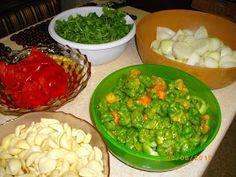 Nuestra Cena : Homemade Sofrito