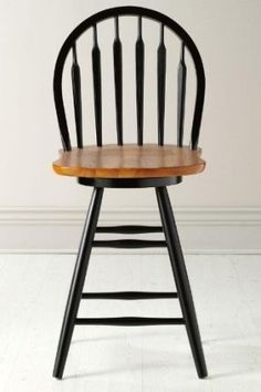 black and oak stools - Google Search