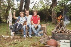 Colección Kids Diciembre 2015 Jeans, Garden Sculpture, Outdoor Decor, Kids, Kids Fashion, Kid Styles, December, Pants, Young Children