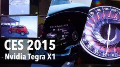 Nvidia aposta em tecnologias para carros baseadas em chips Tegra #CES2015