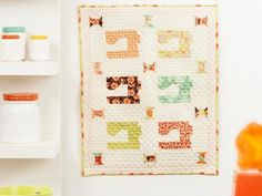 Mini Stitch Quilt Kit