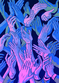 Handclaps by Tom Humberstone.