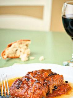 tsiladia Greek Recipes, Tandoori Chicken, Waffles, Seafood, Cereal, Food Porn, Food And Drink, Cooking, Waffle