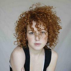 Blandine #curls