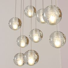Zion 8 Light Unique Statement Oval Chandelier