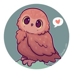 2,883 vind-ik-leuks, 83 reacties - Naomi Lord (@naomi_lord) op Instagram: 'An owl as requested :3 I do love drawing cute animals!  feel free to request an animal if you'd…'
