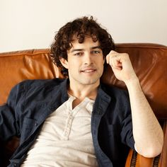 "Lee Mead. He won the ""Any Dream Will Do"" competition in the UK for the part of Joseph. He's not doing it anymore, but he sounded amazing. Plus, he's not bad to look at either, haha."