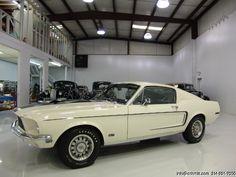 1968 1/2 Ford Mustang Fastback 428 Cobra Jet - Visit www.schmitt.com for more details!