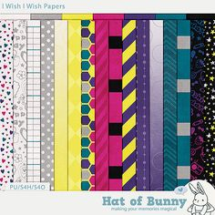 I Wish I Wish Papers :: Papers :: Memory Scraps