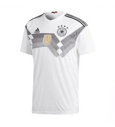 adidas KROOS Germany Home Soccer Stadium Mens S/S Jersey World Cup Russia 2018 L *** Continue to the product at the image link. (This is an affiliate link). World Cup Russia 2018, World Cup 2018, Fifa World Cup, Adidas Vintage, Germany Players, Julian Draxler, Germany Football, Soccer Stadium, Football Kits