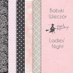 Ladies' Night / Candy - - Say hello to your creativity Digital Papers, Digital Prints, Planner Inserts, Day Planners, Ladies Night, Printable Paper, Beautiful Patterns, Project Life, Pattern Paper