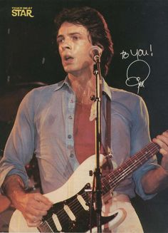 Rick Springfield - 1980's photos