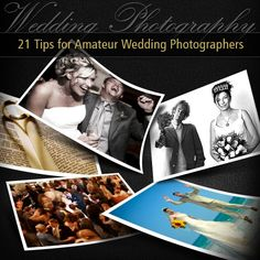 Wedding Photography Poses Wedding Photography - 21 Tips for Amateur Wedding Photographers - 21 Wedding Photography Tips for Amateur Wedding Photographers Wedding Photography Checklist, Wedding Photography Styles, Photography Lessons, Photography Services, Photography Ideas, Infant Photography, Group Photography, Digital Photography School, Wedding Pics