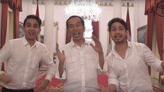 Jokowi Andovi Jovial da Lopez - Presiden RI Tidak Bisa Jawab Pertanyaan yang Satu Ini