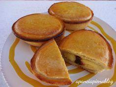 Pasticciotti leccesi (versione tradizionale e bimby)