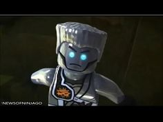 Lego Ninjago Zane Character video (OFFICIAL) - YouTube