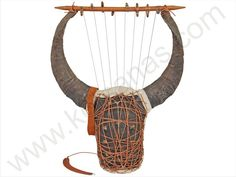 The ''lyra'' (lyre)