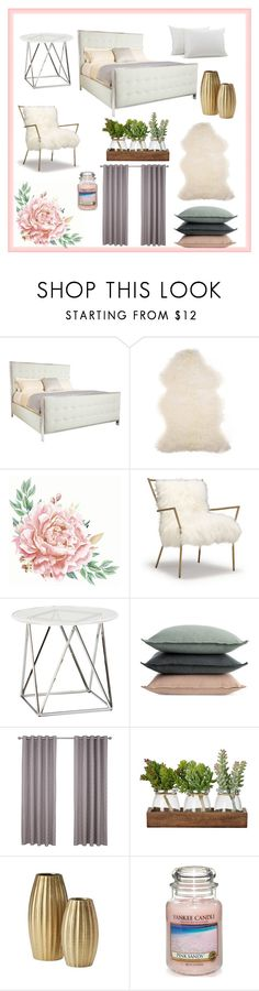 """""""Room"""" by lenka-skodiova on Polyvore featuring interior, interiors, interior design, home, home decor, interior decorating, Barneys New York, Gabby, Design Within Reach and Yankee Candle"""
