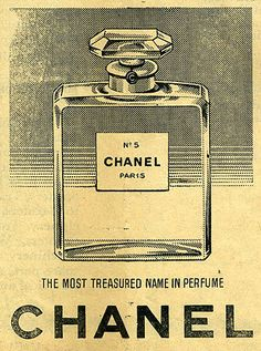 Even pictures of Chanel bottles are beautiful. Heart.