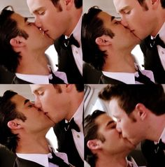 Kurt and Blaine   S4 Ep.14 I Do.  Seriously, these two need to get back together now!