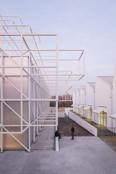 Mario Cucinella Architects, Luca Cioci · Centro Arti&Scienze