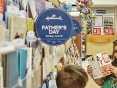 Humorous, sentimental, fun and original. Hallmark at @Walgreens makes finding the perfect Father's Day card a breeze. #CardForDad #HallmarkAtWalgreens #ad