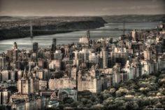 TOPOFTHEROCK, New York Skyline