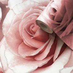 Madison Rose Glitter Floral Wallpaper Raspberry and Blush Pink Muriva 139521 Luxury Wallpaper, Contemporary Wallpaper, Glitter Wallpaper, Paper Wallpaper, Tree Wallpaper, Wallpaper Roll, Designer Wallpaper, Stitch Et Angel, Madison Rose