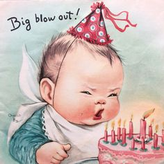 Happy Birthday Wishes, Quotes & Messages Collection 2020 ~ happy birthday images Happy Birthday Vintage, Happy Birthday Funny, Happy Birthday Images, Happy Birthday Wishes Quotes, Happy Birthday Greetings, Birthday Quotes, Vintage Greeting Cards, Vintage Postcards, Happy Birthday Illustration