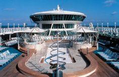 Grandeur of the Seas, Royal Caribbean, Main Pool