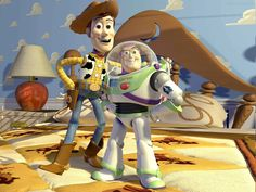 Wallpaper heroes Buzz Toy Story Toy Story Woody cartoon