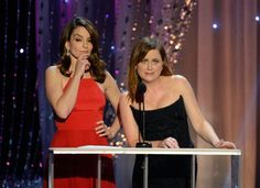 2016 SAG Awards: Show ~~~~Tina Fey and Amy Poehler