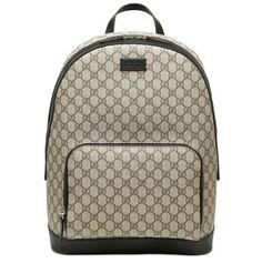 07a91831326 Sac à dos femme Gucci - Cool en sac à dos - Elle. Supreme BackpackGucci  MenGucci BagsMen s BackpacksLeather ...
