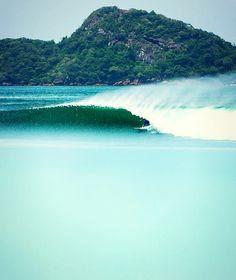 feelgood. #surf #stoke Jonathan Warren, Nicaragua. Pic by McGuinness