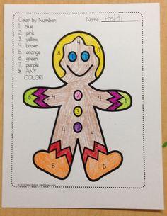 A HeidiSongs Gingerbread Man Book FREEBIES