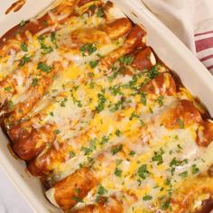 are the best Ground Beef Enchiladas! They are ready in about 30 minutes and my family goes crazy for them every time.These are the best Ground Beef Enchiladas! They are ready in about 30 minutes and my family goes crazy for them every time. Casserole Enchilada, Sauce Enchilada, Best Beef Enchilada Recipe, Burrito Casserole, Beef Casserole, Breakfast Casserole, Easy Beef Enchiladas, Ground Beef Enchiladas, Ground Beef