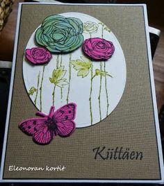Handmade card cards Thanks :)