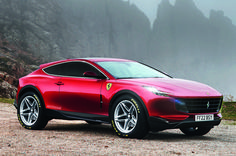 Ferrari Purosangue SUV Due in 2022 With and Plug-in Hybrid Versions - cars - Autos Luxury Sports Cars, Best Luxury Cars, Luxury Suv, Sport Cars, Aston Martin, Maserati, Volkswagen Touareg, Carros Suv, Best Suv Cars