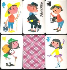 Fekete Péter Vintage Games, Retro Vintage, My Childhood Memories, Lost & Found, Hungary, Card Games, Old School, Nostalgia, History
