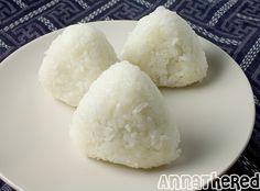 Ghibli feast #7: Spirited Away by AnnaTheRed, via Flickr rice balls