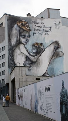 Streetart Brazil in Frankfurt ft. Herbert Baglione, Gais, Rimon Guimaraes & more + New Herakut Mural (22 Pictures) > Design und so, Film-/ Fotokunst, urban art > brazil, frankfurt, herakut, mural, schirn, streetart